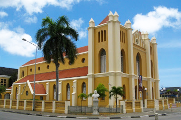 catedral_curacao